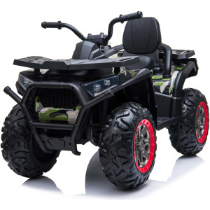 24V Kids Electric Quad Bike ATV- Camo