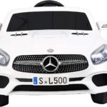Licensed Mercedes-benz Sl500 – White
