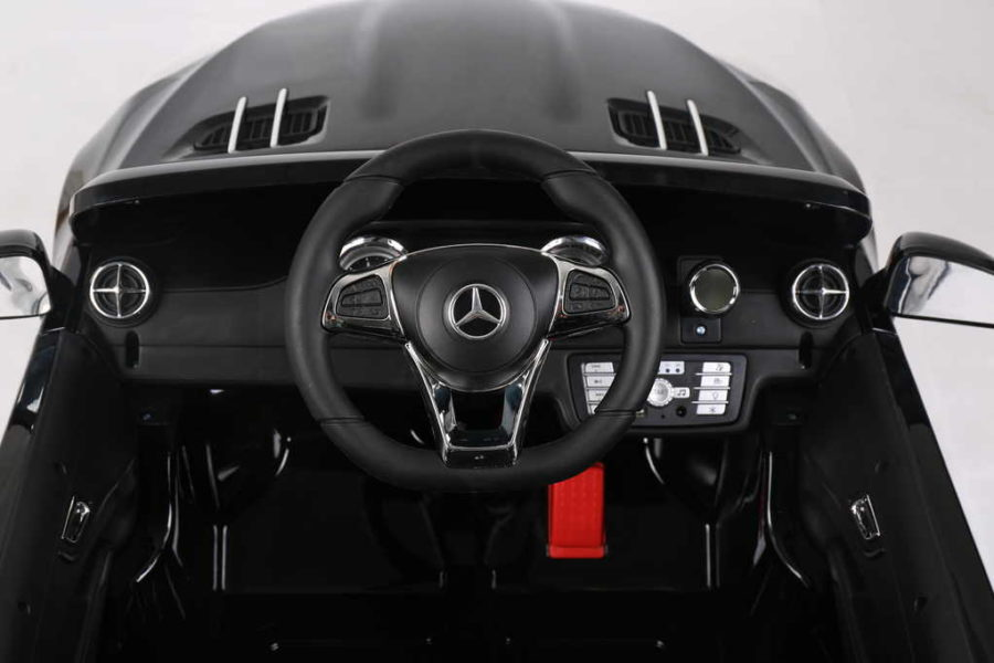 Licensed Mercedes-benz Sl500 – Black