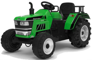12v Ride on Tractor - Green