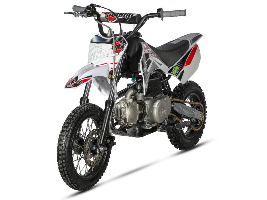 Stomp Juicebox 110cc 12/10 Kids Youth Pit Bike