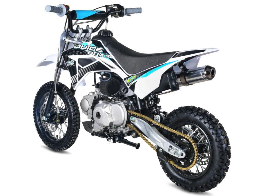 Stomp Juicebox Kids 90cc Pit Bike 12/10 Small Wheel