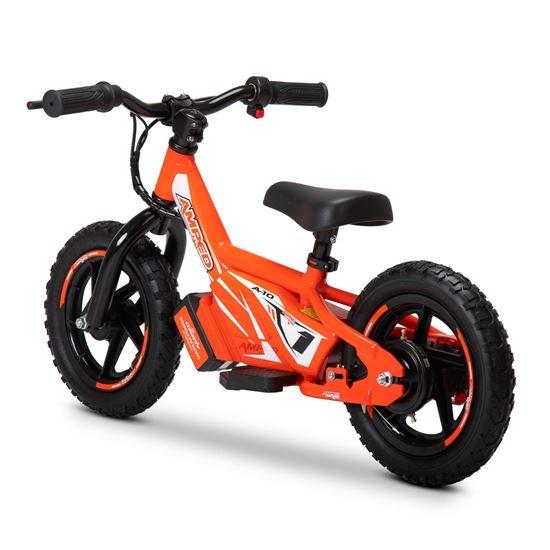 Amped A10 Red 100w Electric Kids Balance Bike