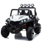 Renegade Maverick Rs 24v* 4×4 Kids Electric Ride On Buggy – White
