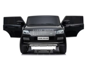 Licensed 24v Range Rover Kids Car - Black