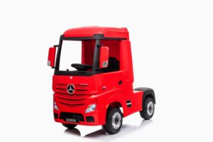 24V Mercedes-Benz Actros Lorry - Red