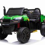 Farmtrac 6×6 Utlity Truck With Tipper Children's 24v Electric Ride On Utv