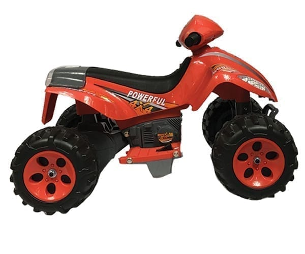 Kids Ride On Quad Bike 6v – Red