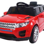 Range Rover Hse Style 12v Kids Ride On Jeep – Red