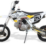 Slam Smx125 Dirt Bike 125cc Kids Pit Bike 14/12