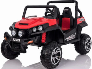 Kids Electric Buggy 24V Renegade Maverick – Red