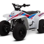 Smc Cub50 50cc White Kids Quad Bike
