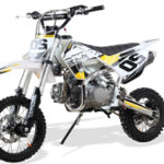 Slam Smx140 Dirt Bike 125cc Kids Pit Bike 14/12