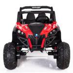 Utv-mx 24v* Twin Seat Kids 4wd Buggy – Eva Wheels – Red