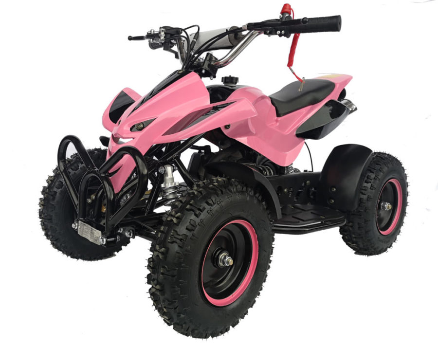 Hawkmoto Nitro 49cc Mini Kids Quad Bike 49cc