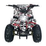 Hawkmoto Boulder Kids Quad 110cc – Zombie Edition