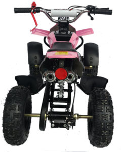 Hawkmoto Nitro 49cc Mini Kids Quad Bike