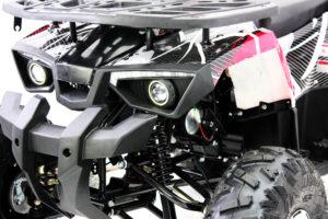 Hawkmoto 125cc Enforcer