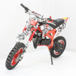 Hawkmoto Kids Dirt Bike Strike 50cc – Zombie Edition