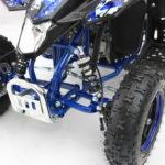 Hawkmoto Avenger 50cc Quad Bike For Kids – Amazing Blue