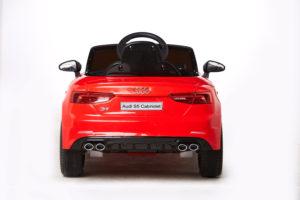 12V Licensed Kids Audi Car S5 – Red