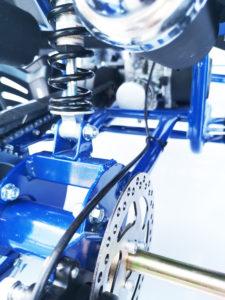 Hawkmoto Nitro 49cc Mini Kids Quad Bike