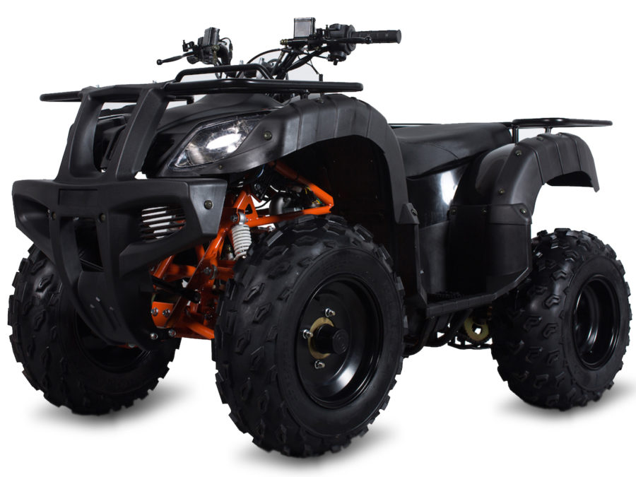 Jackal 150 Atv Farm Style Stomp Kids Youth Quad Bike