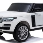 Kids Electric Range Rover Vogue White 24v 4wd Ride On Toy