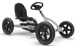 Berg Buddy Kids Go Kart Grey Edition