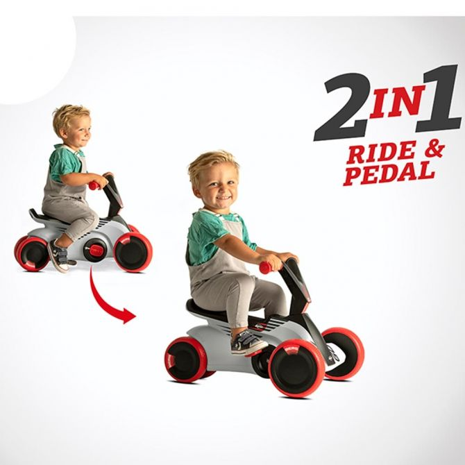 Berg Go2sparx Children's Tricycle- Red