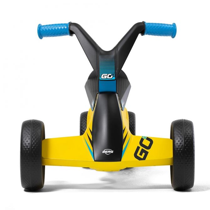 Berg Go2 sparx Toddler Tricycle – Yellow