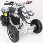 Hawkmoto Avenger 50cc Mini Quad Bike For Kids – Ice White