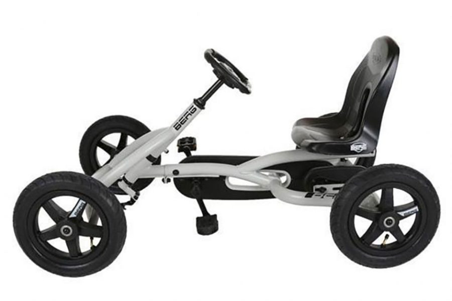 Berg Buddy Kids Go Kart – Grey Edition