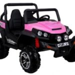 Renegade Maverick Rs 24v 4 X 4 Childrens Electric Ride On Buggy – Pink