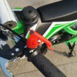Hawkmoto Strike V2 50cc Kids Mini Dirt Bike Green